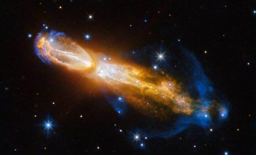 Телескопот Хабл овековечи умирање на ѕвезда