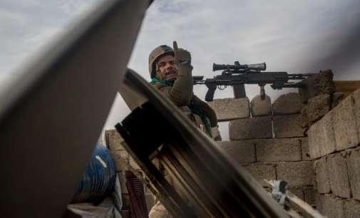 Поради големиот број на цивилни жртви е прекината операцијата за преземање на Мосул од ИД