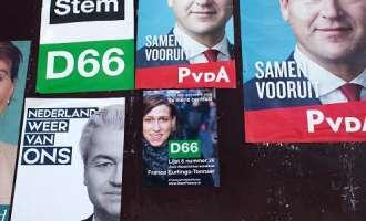 Во среда парламентарни избори во Холандија