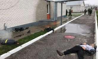 Новаја газета: Според експерти неколкумина од терористите во Чеченија се фатени, стрелани зад увото