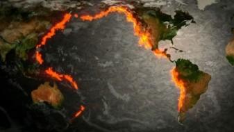 """Тихоокеанскиот """"огнен прстен"""" се активира:  Подземни сили ги разбудија вулканите на Камчатка"""