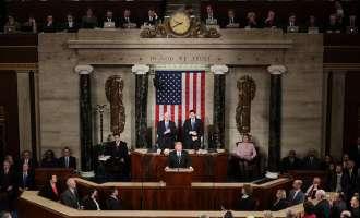 Трамп во говорот пред Конгресот вети реформи и јакнење на моќта и сојузите