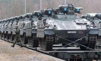Германскиот шеф на дипломатијата во Москва повика на разоружување во Европа