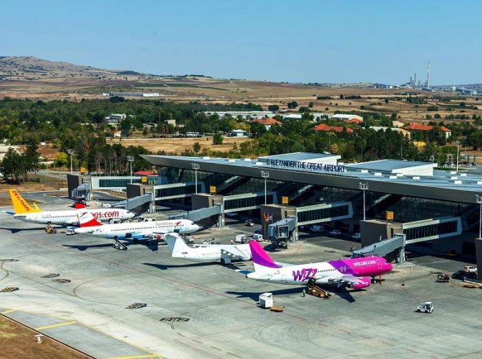 Скопскиот аеродром на листата на најдобрите 10 во Источна Европа