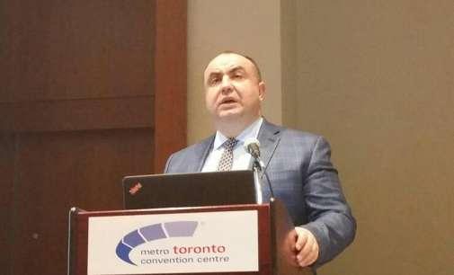 Пешевски на бизнис форум во Канада – презентирани можностите за инвестиции во рударството