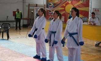 Макпетрол со најмногу медали на Државното карате првенство