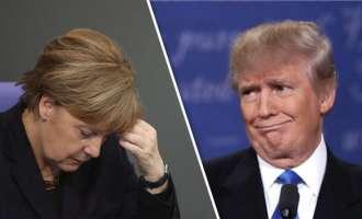 Меркел ќе се обид Трамп да го одврати од политиката на изолационизам