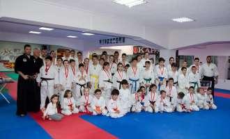 Одржано 47-то Државно првенство во традиционално карате