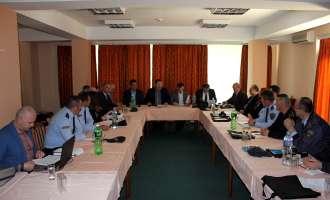 Едукација и обука на полициски службеници во СВР Охрид
