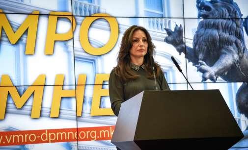 Поповска: Нови избори за решавање на актуелната криза