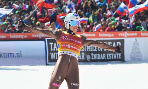 Три пати соборен рекордот на Планица