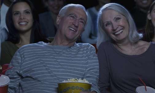 Третина од кино посетителите имаат над 50 години