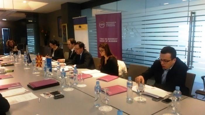 ОРМ обезбеди широка поддршка за предлозите за измени на законите за извршување и за нотаријат