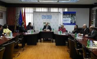 Скопје и Нанчаг ќе ја продлабочуваат соработката