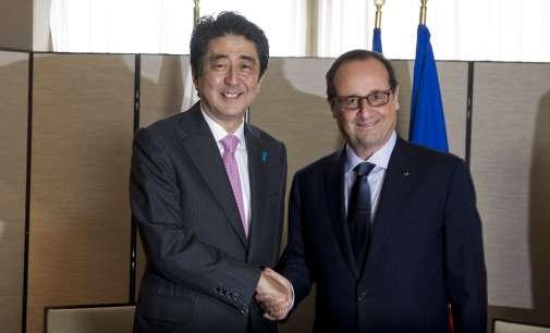 Јапонија и Франција се договорија за соработка во областа на атомската енергија