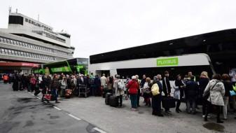 Поради штрајк на двата аеродрома во Берлин откажани 650 летови