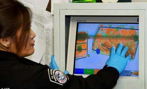 САД забрануваат внесување големи електронски уреди од десет аеродром