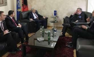 Ахмети: Преговорите за употребата на албанскиот јазик се заокружени, за сè останато се чека доделувањето на мандатот