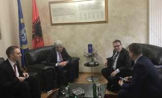 Ахмети: Декларацијата не го прекршува уставниот поредок и е во согласност со Охридскиот договор