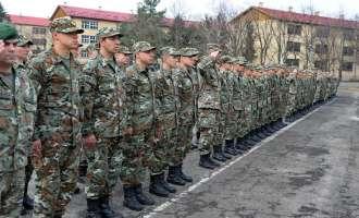 Нови 90 професионални војници во служба на АРМ