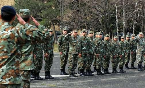 Иванов: Армијата е подготвена да ги штити територијалниот интегритет и независноста на Македонија