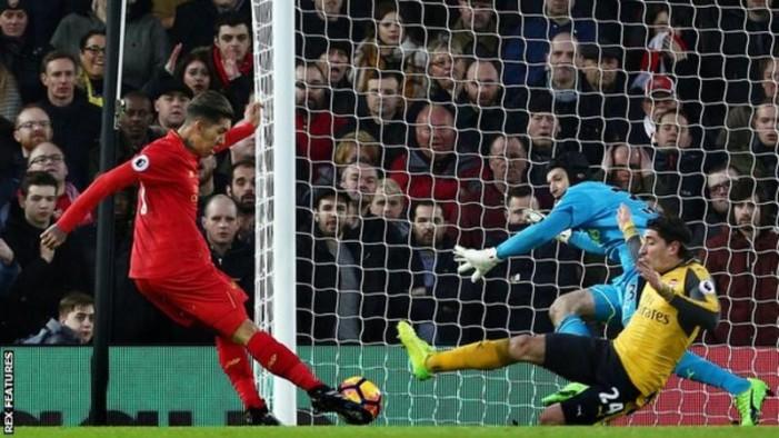 Ливерпул го совлада Арсенал