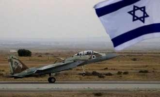 Израелски воен авион е соборен во Сирија