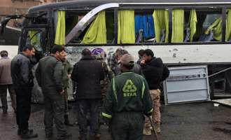 Над 30 лица загинаа во експлозии на гробишта во Дамаск