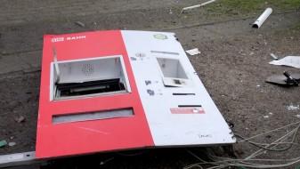Маж почина во експлозија на машина за билети во Дортмунд