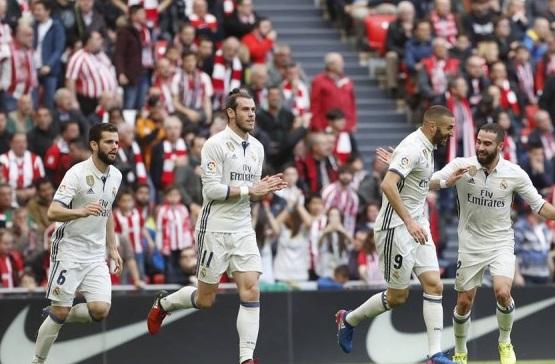 Реал го преживеа гостувањето на Сан Мамеш