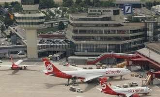 Штрајк на вработените на аеродромите во Берлин, откажани стотици летови