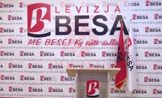 БЕСА: Меѓународната заедница да интервенира и да ја врати правната држава