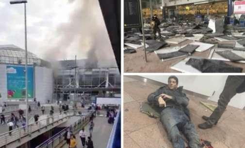 (ГАЛЕРИЈА) Брисел ја одбележува годишнината од крвавивот терористички напад – загинаа 32 лица, 300 повредени