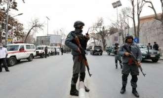 Нападната воена болница во Кабул