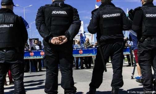 Бугарските националисти ги блокираа автобусите со гласачи од Турција