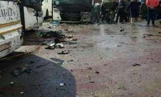 Бројот на жртвите во двојниот атентат во Дамаск се зголеми на 60