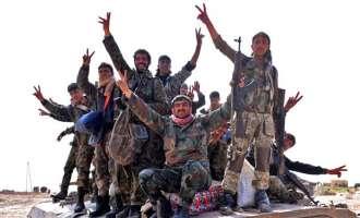 Силно бомбардирање на истокот од Дамаск по бунтовнички напад