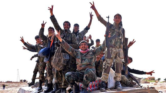 Ослободен Дамаск, урна последната бунтовничка енклава во западна Сирија