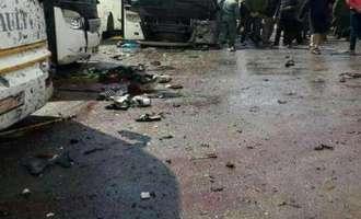 Најмалку 44 загинати во бомбашки напад во Дамаск