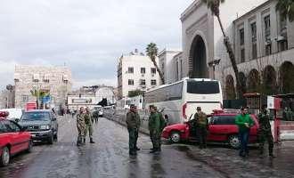 Најмалку 25 убиени во експлозија во суд во Дамаск (ВИДЕО)