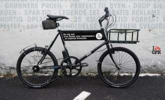 Данската амбасадорка Пленсер ќе му подари велосипед на министерот Попоски