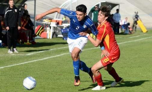 16-годишниот Чурлинов доби повик во сениорската репрезентација