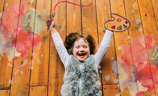 Дружење за одбележување на Денот на лица со Даунов синдром