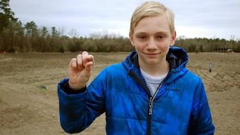 Тинејџер пронајде дијамант од 7,44 карати
