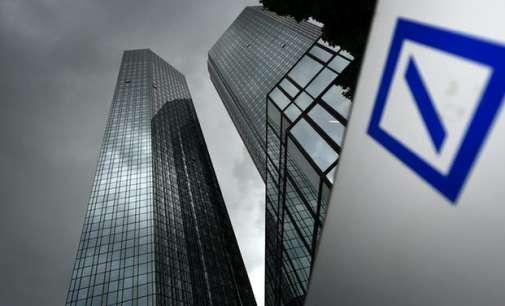 Пад на акциите на Дојче банка по најавата за докапитализација