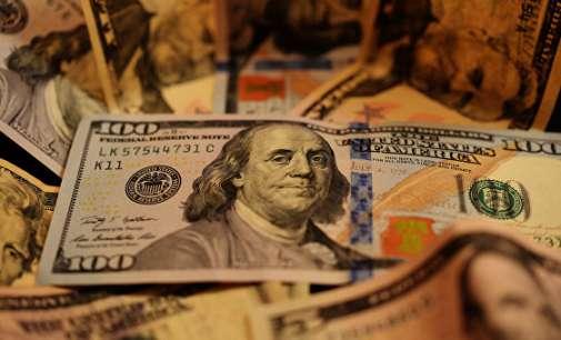 Највисоко ниво на доларот кон кошницата валути во седум седмици