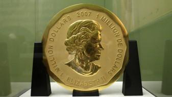 Од музеј во Берлин украден златник вреден милион долари