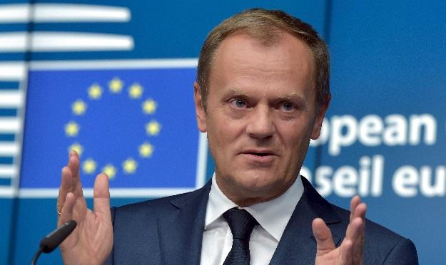 Полска предлага кандидат од десниот центар за наследник на Туск на чело на ЕС