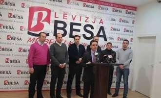 Остварена средба помеѓу БЕСА и СДСМ, разгледани можните решенија за излез од кризата
