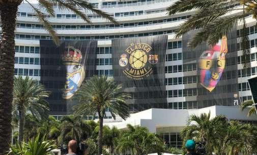 Билетите за Реал-Барселона во Мајами продадени за 30 минути